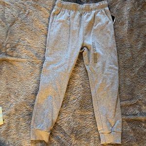 Grey Reebok Sweatpants